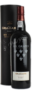 Портвейн Grahams Six Grapes Портвейн Грэмс Сикс Грейпс Резерв