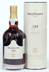 Портвейн Grahams 20 years old Портвейн Грэмс 20 лет