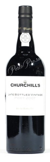 Churchill Late Bottled Vintage 2007
