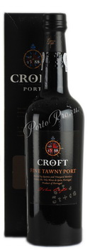 Портвейн Крофт Тони Порт Портвейн Croft Tawny Port