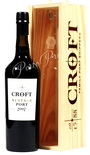 Портвейн Крофт Винтаж Порт 2007 Портвейн Croft Vintage Port 2007
