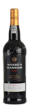 Warres Warrior Finest Reserve Портвейн Уоррс Уориер Файнест Резерв