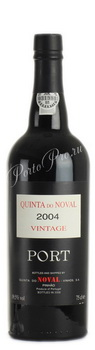 Quinta do Noval LBV 2004 Портвейн Кинта до Новал ЛБВ 2004